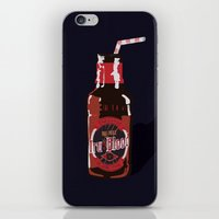 true blood iPhone & iPod Skins featuring True Blood - I wanna do bad things with you by Lita Rebello