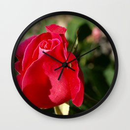 """Rose Bug"" Wall Clock"
