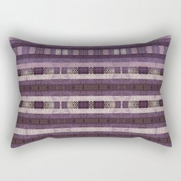 Quilt Top - Antique Twist Rectangular Pillow
