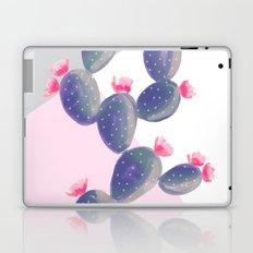Watercolored Cactus on Geometry Laptop & iPad Skin