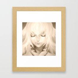 Fairy Tail - Mavis Vermilion Framed Art Print