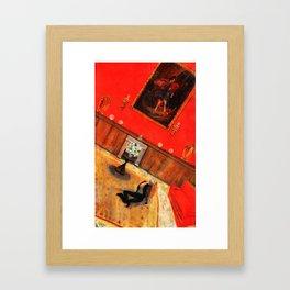 Castelle Abaco Framed Art Print