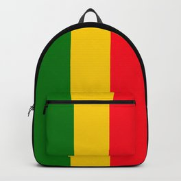 Rastafari Colors Backpack