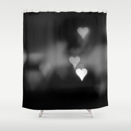 A Heart for You Shower Curtain