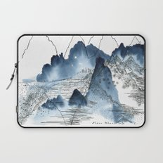 Love of Mountains Laptop Sleeve
