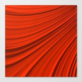 Renaissance Red Canvas Print