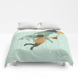 WATER DREAM Comforters