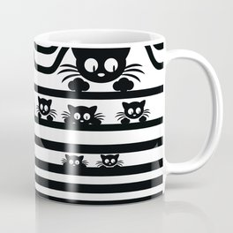 Stupid Cats 1 Coffee Mug