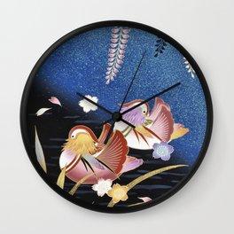12,000pixel-500dpi - Japanese Modern Interior Art #161 Wall Clock