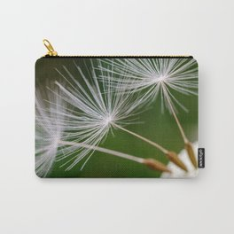 Dandelion Macro Carry-All Pouch