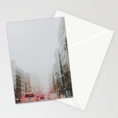 Detroit's gone missing Stationery Cards