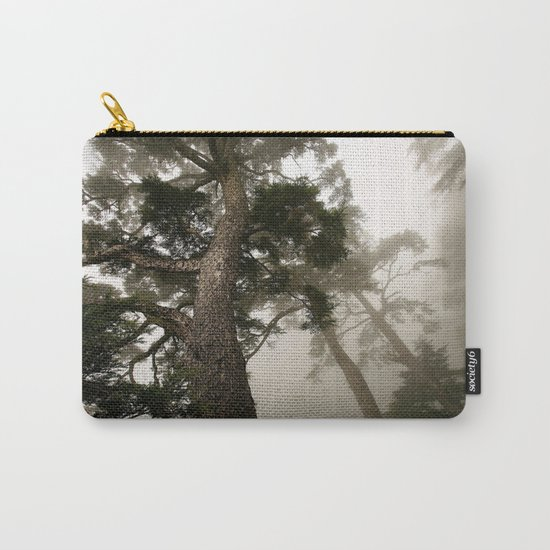 She follows me into the woods Carry-All Pouch