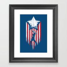 Patriot Framed Art Print