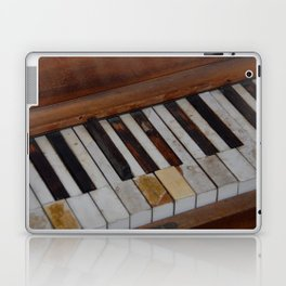 Aged Ivories Laptop & iPad Skin