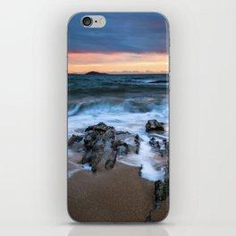 The dawn in motion II iPhone Skin