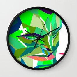Hulk Smash Wall Clock