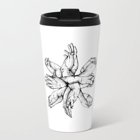 Bound : Love Metal Travel Mug