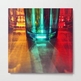 Drinks Metal Print