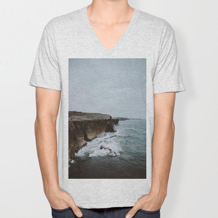 summer coast Unisex V-Neck