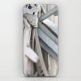 Coming Apart iPhone Skin