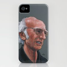 Larry David Slim Case iPhone (4, 4s)