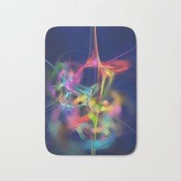 Passion Nectar #Abstract #Art by Menega Sabidussi #society6 Bath Mat