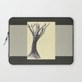 unblinking tree Laptop Sleeve