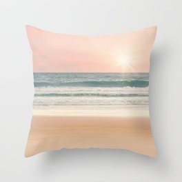 The breath of life Throw Pillow