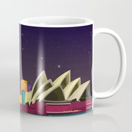 City Sydney Coffee Mug