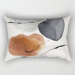 Abstract World Rectangular Pillow
