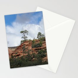 Zion Geology Stationery Cards