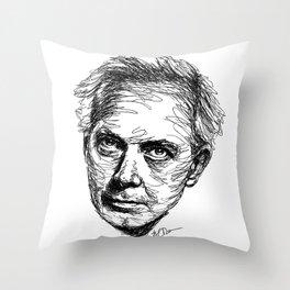 Béla Bartok Throw Pillow
