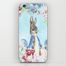 Hoppy The Bunny iPhone Skin