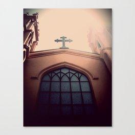 church. Canvas Print