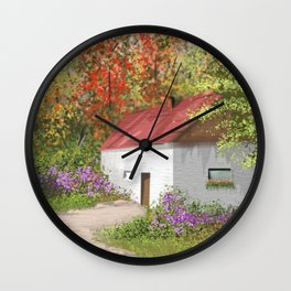 Home 8 Wall Clock