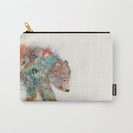 into the wild (the grizzly bear Carry-All Pouch
