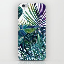 The jungle vol 2 iPhone Skin