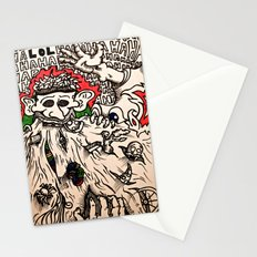 He who consumes Stationery Cards