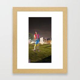 Biluxi Framed Art Print