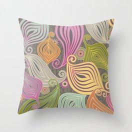 Zenyatta Mandala Throw Pillow