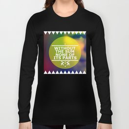 Sum and Parts Long Sleeve T-shirt