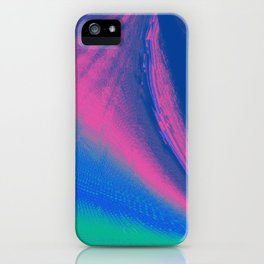 Gush and Wind iPhone Case