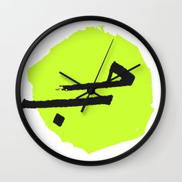 loeve-g Wall Clock