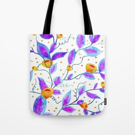 Purple Prosper #society6 #buyart Tote Bag
