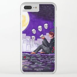 Part 2: The Realms of Day and Night Clear iPhone Case