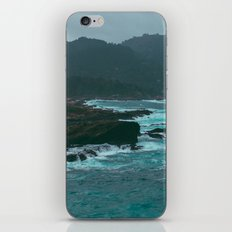 Big Sur Rocky Shore iPhone Skin