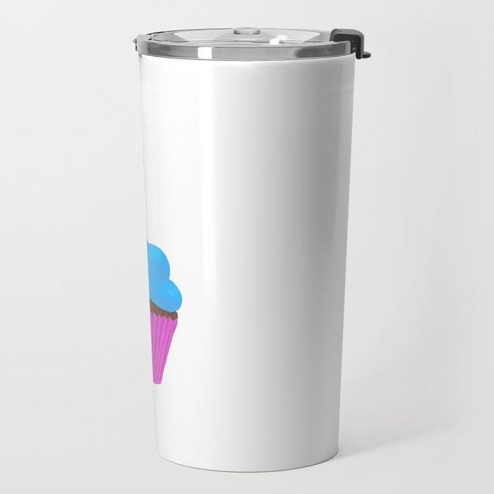 Here, Have a Cupcake Travel Mug