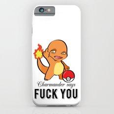F*** U iPhone 6s Slim Case
