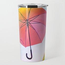 umbrella 3 Travel Mug