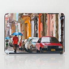 Havana Rain iPad Case